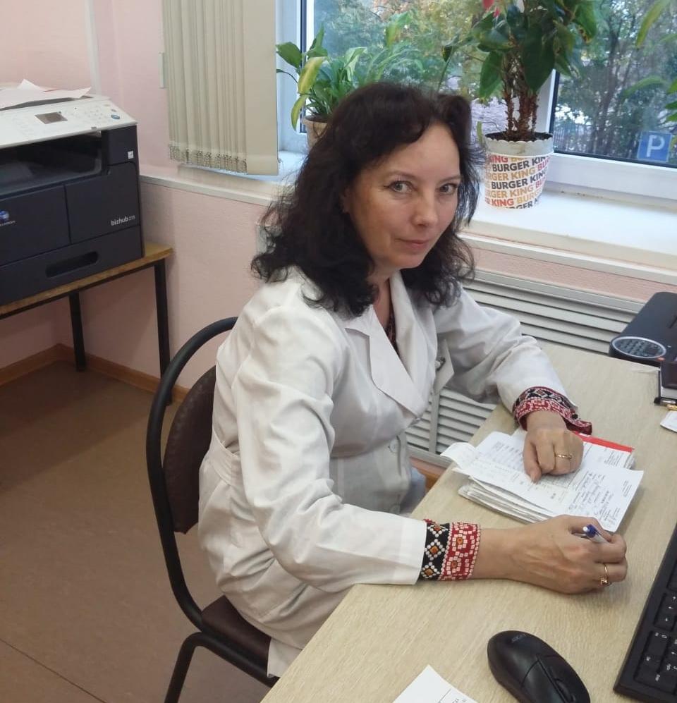 Бабенкова Лариса Борисовна : Головное здание